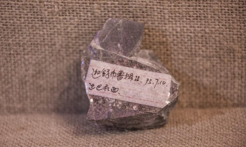 你见过14座海拔超8000米高峰上的石头长什么样吗?