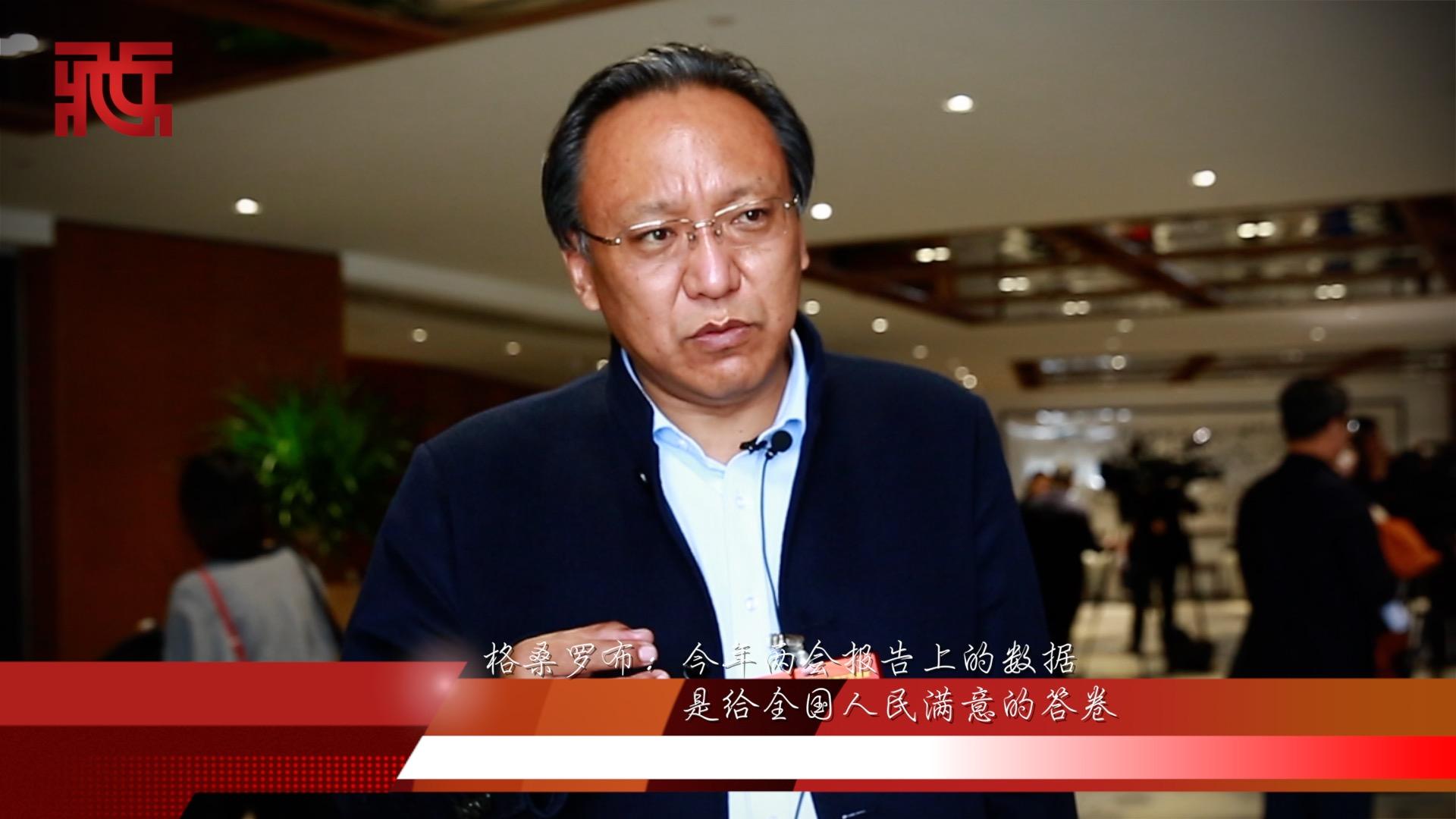 格桑罗布:西藏自治区基本医疗保障体系实现全覆盖