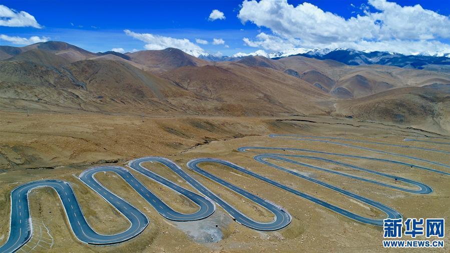 今日西藏:立体交通——世界屋脊变坦途(图)