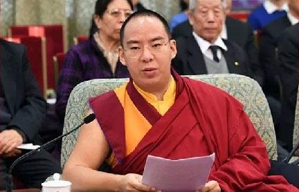 班禪額爾德尼·確吉杰布:沒有中國共產黨,就沒有民主改革和西藏今天的宗教和順