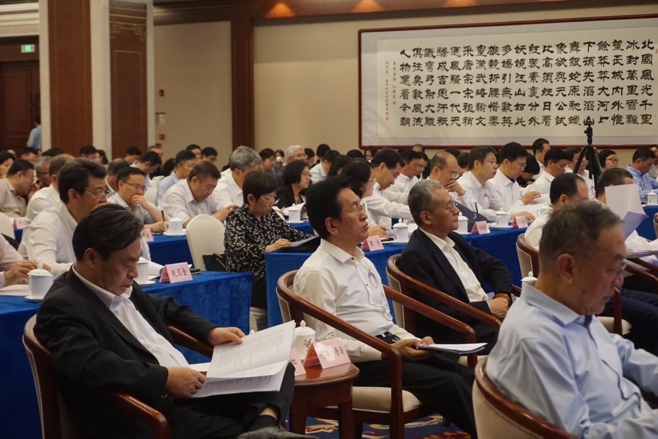 阿沛·晉源出席首屆民營經濟法治建設峰會