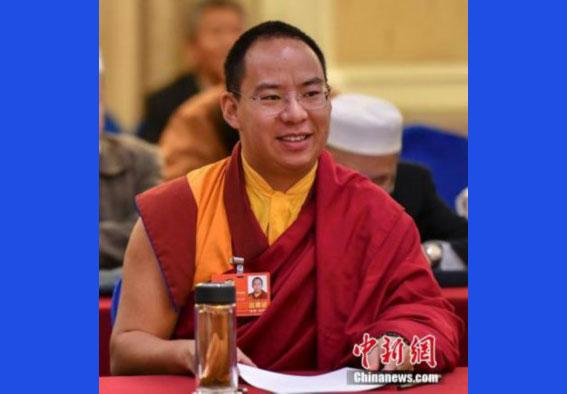 专访班禅:西藏民主改革60年,宗教信仰自由政策得到全面落实