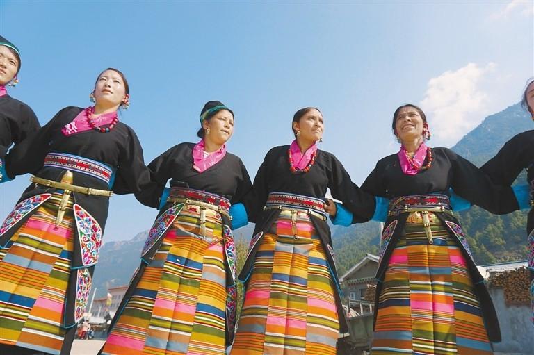"""日喀則開展慶祝""""中華人民共和國成立70周年""""活動"""