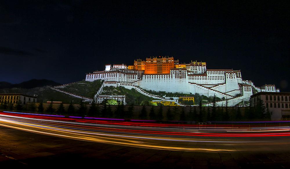 【和美新西藏】多彩的布达拉宫
