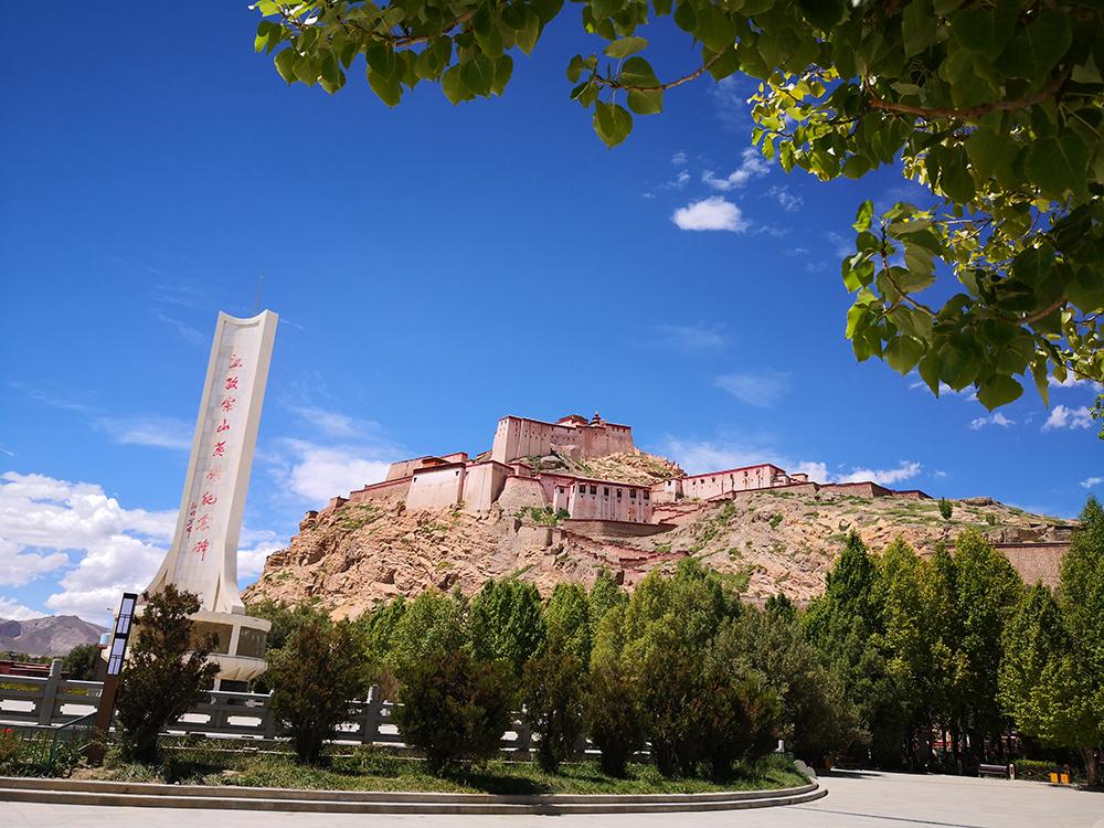 【和美新西藏】抗英纪念地 民族英雄魂