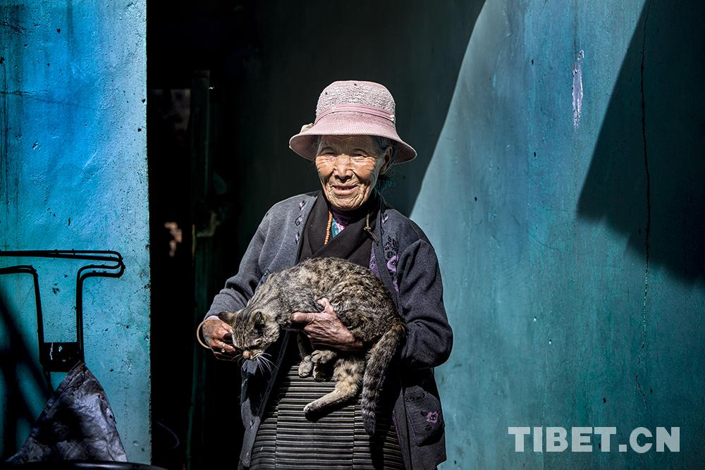 【和美新西藏】幸福的克松村