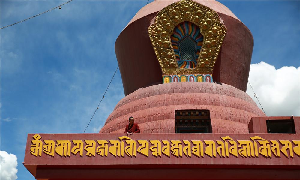 【和美新西藏】探访多彩桑耶寺