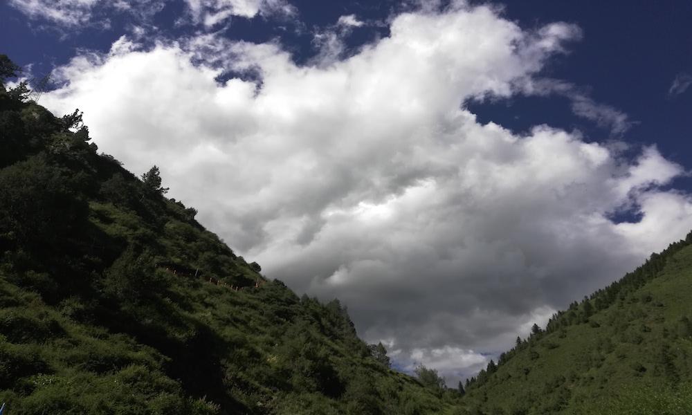 三色班玛:自然和文化的瑰宝