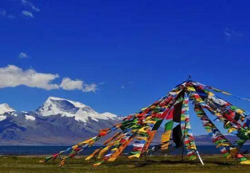 英明的領導推動西藏實現滄桑巨變