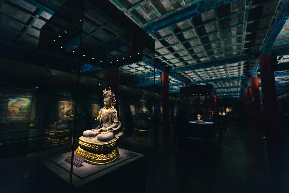 """""""须弥福寿""""展出多件珍贵佛像"""