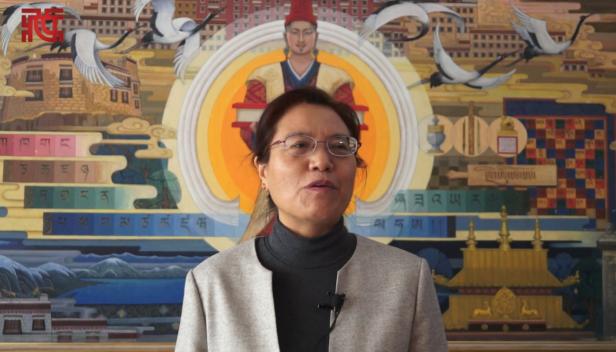 德吉卓玛:挖掘和阐释藏传佛教教义教规中的敬业思想