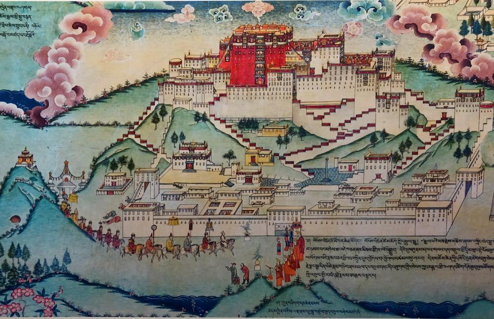 【珊瑚宝串】藏传佛教活佛转世系列——金瓶掣签制度在清朝的实行