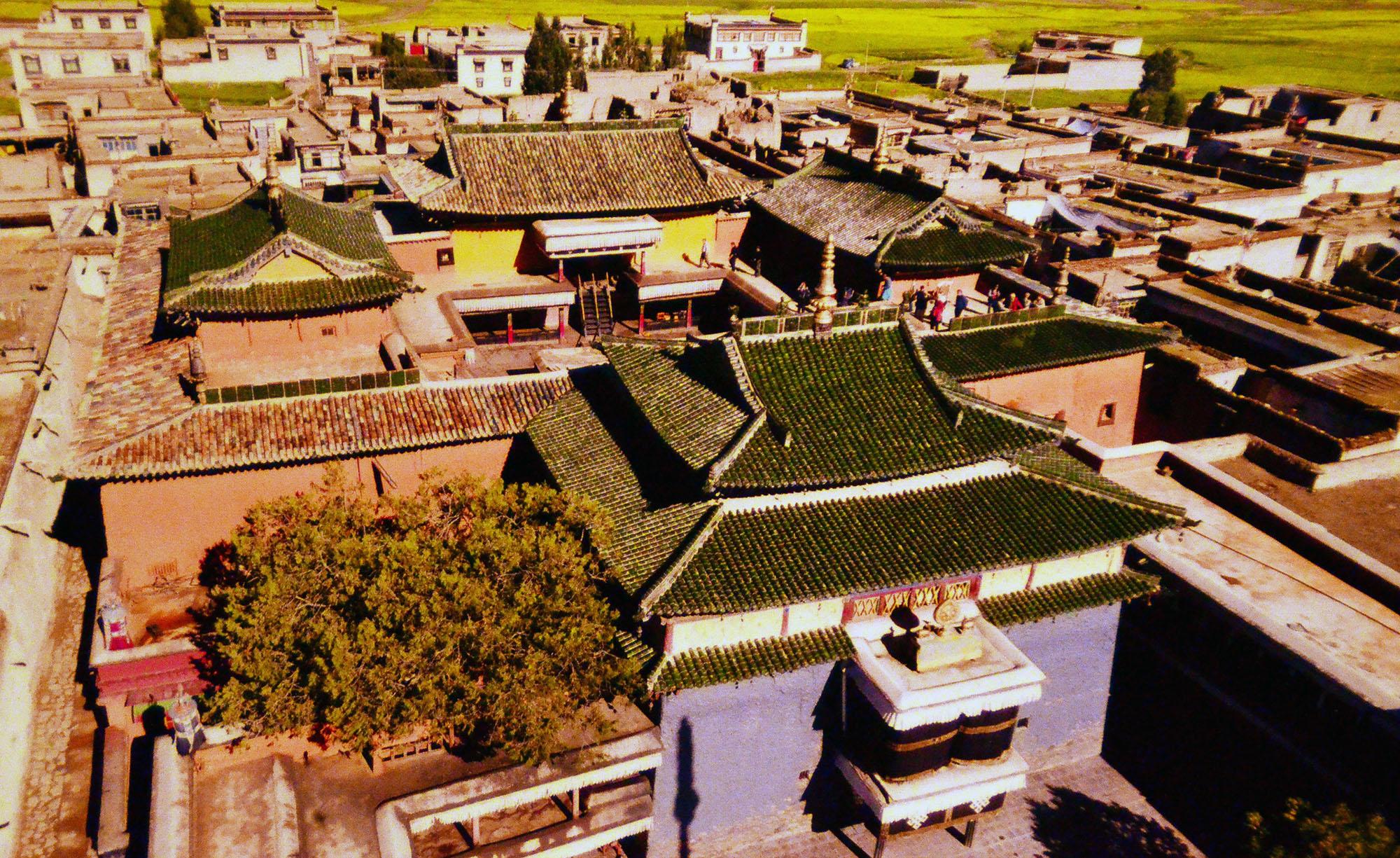 假如建筑会说话:汉藏交融的夏鲁寺建筑