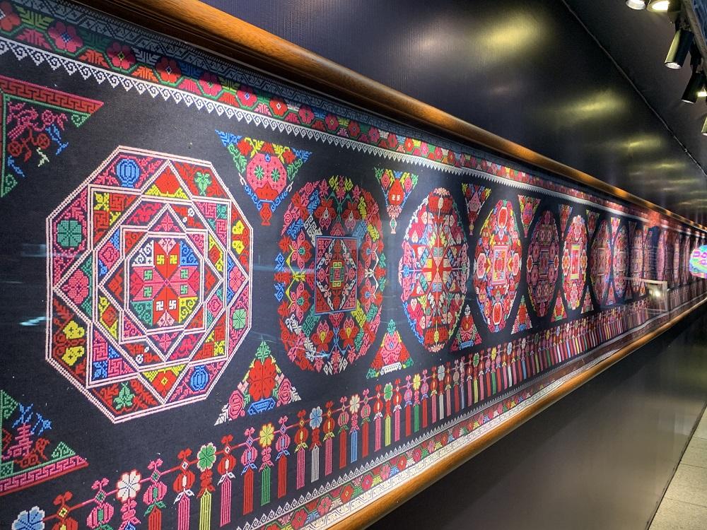 茂县羌族博物馆:典藏历史传承文明