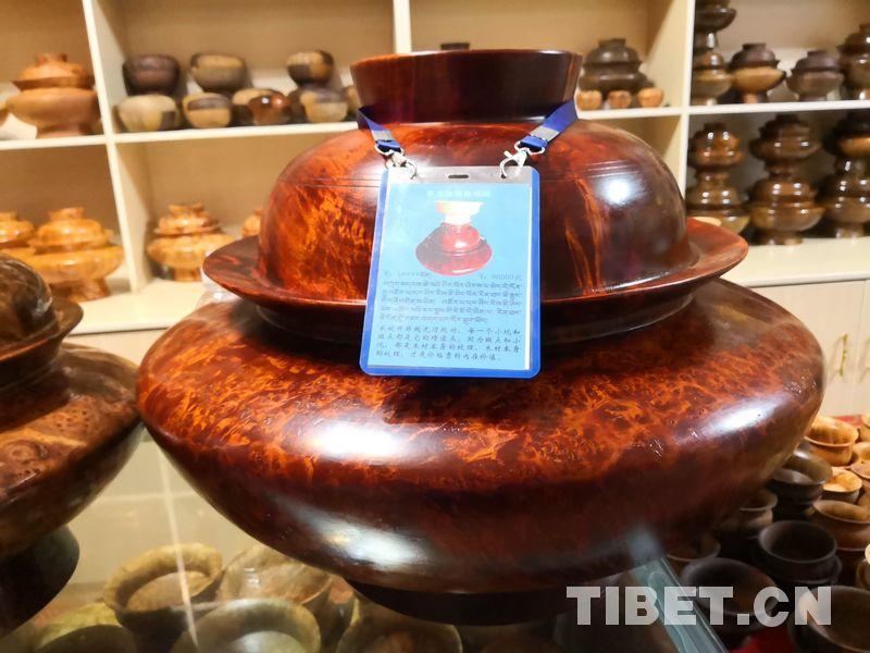 美轮美奂的木碗