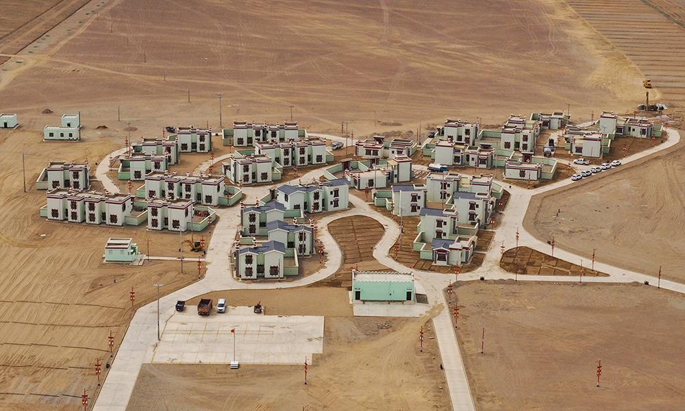 【行在云端】西藏甲岗村:金色大地上的绿色希望