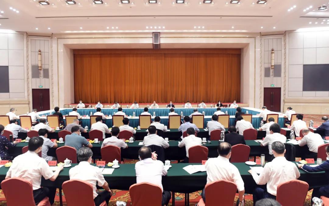 尤权强调 做好长江生态环境保护民主监督工作 进一步彰显中国新型政党制度优势