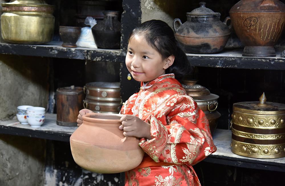 游牧文化民俗风情体验区观藏北民俗