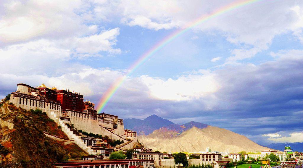 """坚持党的领导 奋进伟大征程—""""建设美丽幸福西藏、共圆伟大复兴梦想""""系列评论之二"""