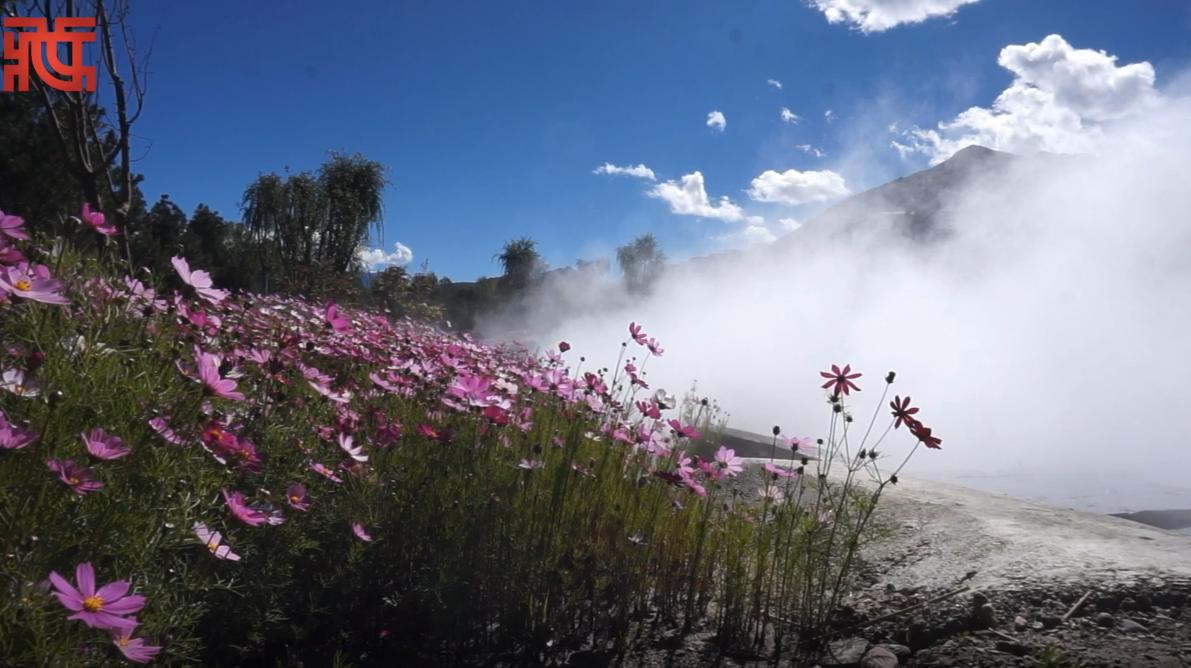 西藏山南雅砻人民公园开园