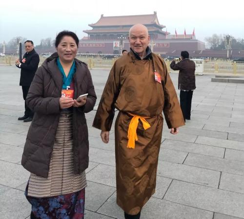 謝文·根多·格列加措:一位歸國藏胞的親歷