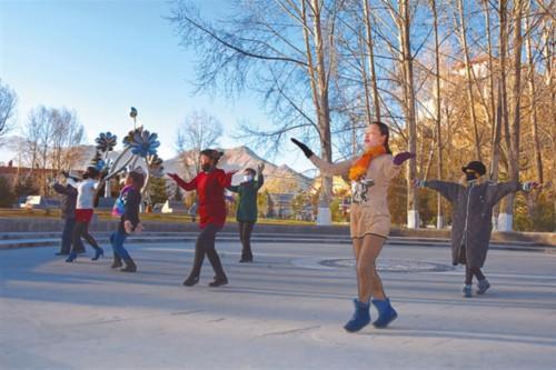 拉萨市宗角禄康公园:慢时光里话幸福