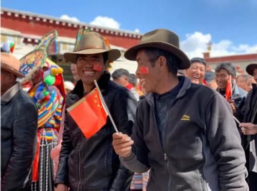 六十年一甲子,西藏各族人民庆祝民主改革六十周年