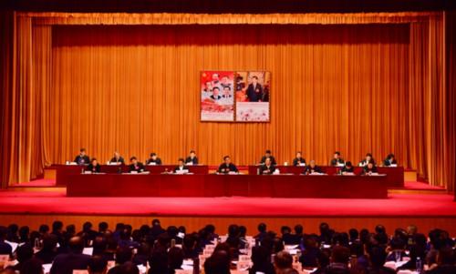 全區教育大會在拉薩召開 吳英杰出席并講話
