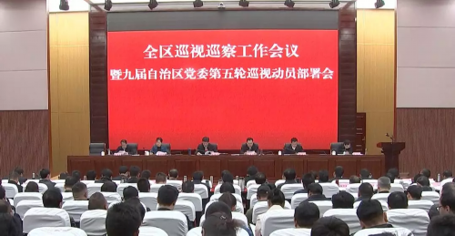 王擁軍:深入學習貫徹習近平巡視工作重要論述 推動新時代西藏巡視巡察工作高質量發展