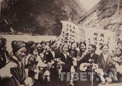 头人夏克刀登 为十八军进军西藏贡献力量(下)