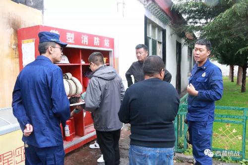 曲水县宗教领域开展汛期安全隐患排查