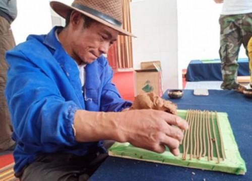 西藏非遺產品:尼木藏香源遠流長