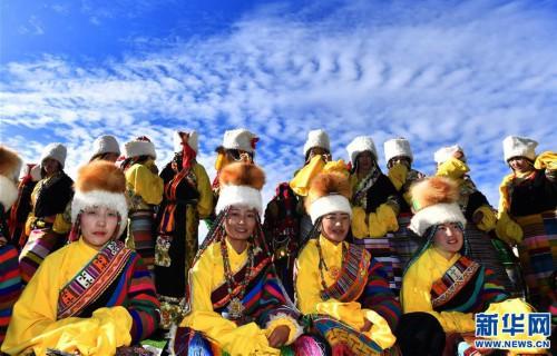 """藏北安多牧区的""""天线帽""""(图)"""
