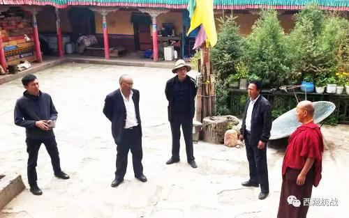 桑珠孜区细化措施强督导 筑牢宗教领域新中国成立70周年大庆安保防线
