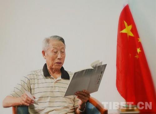 【憶初心 我們的70年】霍鐘權:結緣西藏60年 歲月刻詩痕