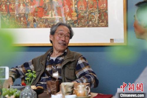 西藏唐卡:面向市场迎来别样繁荣