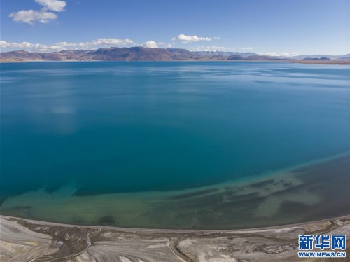 西藏日喀則:美麗的佩枯錯