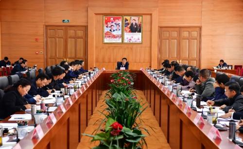 區黨委統一戰線工作領導小組會議在拉薩召開