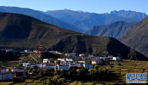 (環境)(3)川藏線上的美麗風景