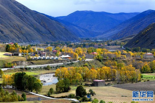 (環境)(5)川藏線上的美麗風景