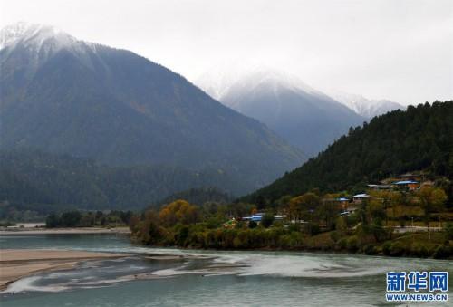 (環境)(6)川藏線上的美麗風景