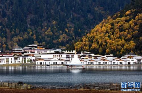 (環境)(1)川藏線上的美麗風景