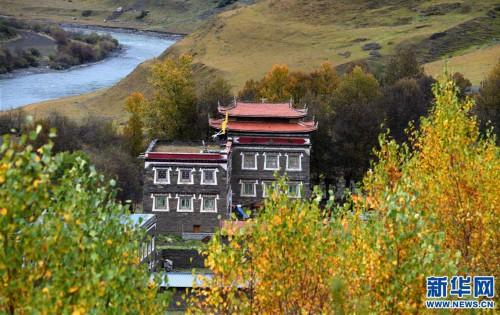 (環境)(2)川藏線上的美麗風景