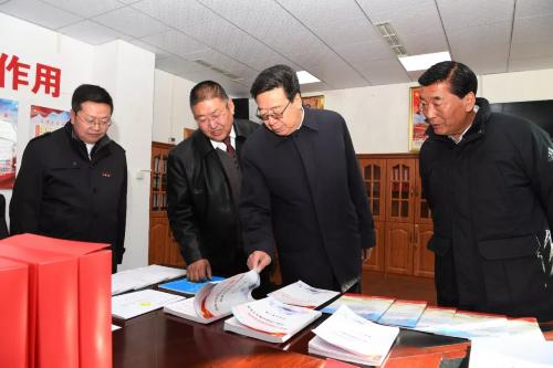 吴英杰到西藏大学宣讲党的十九届四中全会精神