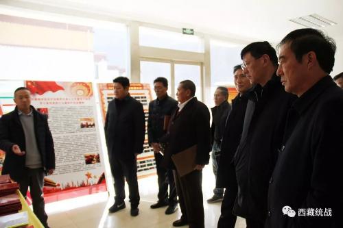 """西藏佛学院举办""""遵行四条标准 争做先进僧尼"""" 教育实践活动成果汇报交流评比"""