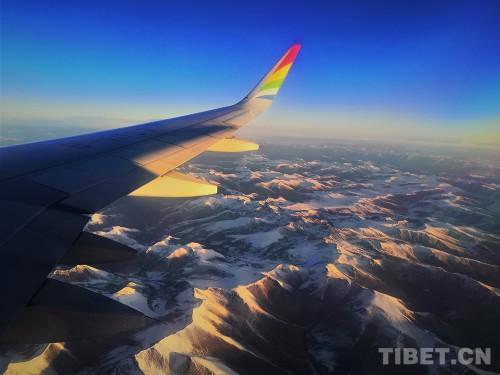 冬游西藏:冬季到西藏來看雪