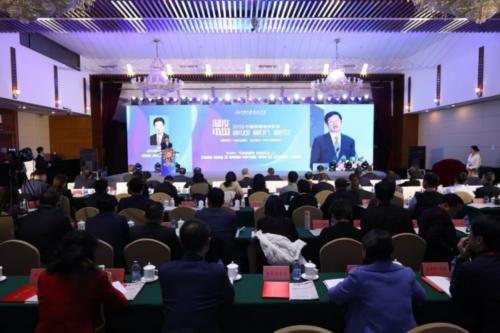 2019中国民营经济年会在京举行
