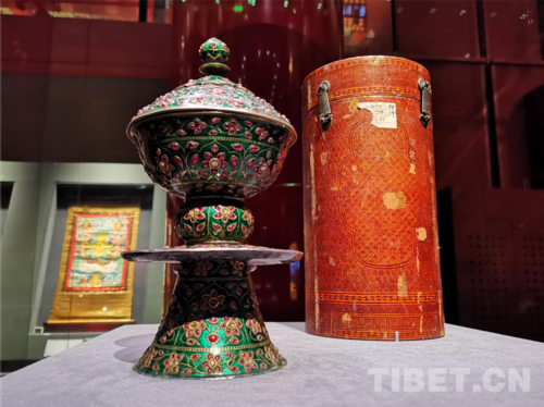 这些文物见证六世班禅进京为乾隆祝寿之盛事