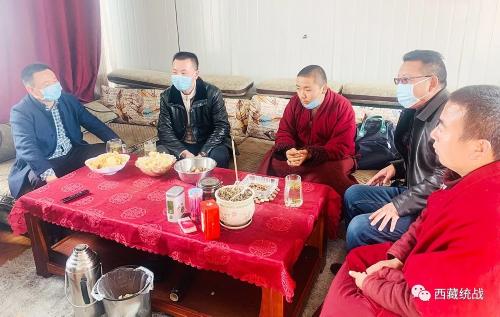 山南市民宗局、乃東區檢查組深入部分寺廟檢查指導工作