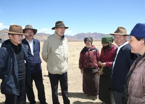 吳英杰在調研農牧產業發展時強調:加快農牧業供給側結構性改革